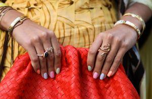 Skittles Nails: tudo sobre a tendência de nail art que já conquistou Marquezine