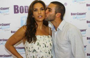 Ivete Sangalo faz foto em treino com o marido, Daniel Cady: 'Juntinho é fácil'