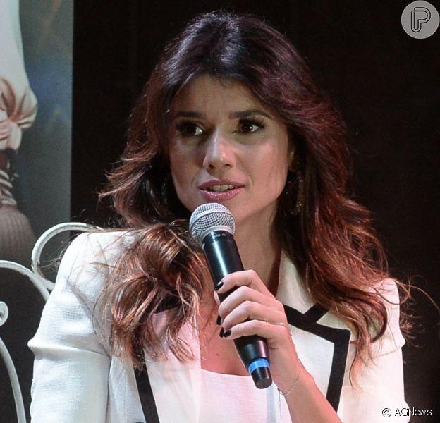 Paula Fernandes rebate crítica de Luan Santana a música 'Shallow' e revela: 'A gente não se falou mais'