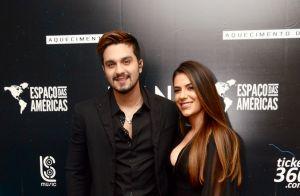 Luan Santana confirma casamento com Jade Magalhães: 'Doze anos enrolando'
