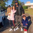 Adriana Sant'Anna é casada com ex-BBB Rodrigão, com quem tem 2 filhos