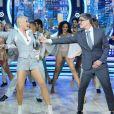 Os looks de Xuxa e Junno são pensados pelo figurinista do 'Dancing Brasil: 'O Marcello Cavalcante produziu nossos figurinos nesta temporada, meu e do Ju, e claro que o Txiello gosta de brincar com esta sintonia'