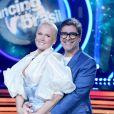 Xuxa Meneghel e o namorado, Junno Andrade, gostam de apostar em produções com tons em comum