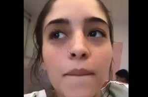 Thaylise Pivato afasta traição de Vitão após beijo do cantor em Anitta. Vídeo!