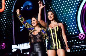 Cor e brilho! Simone e Simaria apostam em looks poderosos para o VillaMix Lisboa