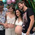 Tatá Werneck está grávida em reta final