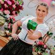 Mulher de Zé Neto, da dupla com Cristiano,  realizou um chá de lingerie neste domingo, 22 de setembro de 2019