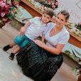 Zé Neto, da dupla com Cristiano,  Natália Toscano são pais de José Filho, de 2 anos
