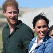Meghan Markle mostra gingado ao dançar com Harry em viagem pela África