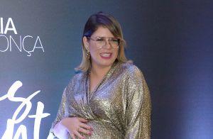 Marília Mendonça ganha carinho de Maiara e Maraisa na barriga: 'Oi, Léo'. Vídeo!