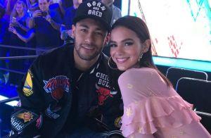 Marquezine cita Neymar em brincadeira e fãs de 'Brumar' vibram: 'O primeiro'