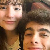 Sophia Valverde e namorado passam fim de semana em resort: 'Perfeito é com você'