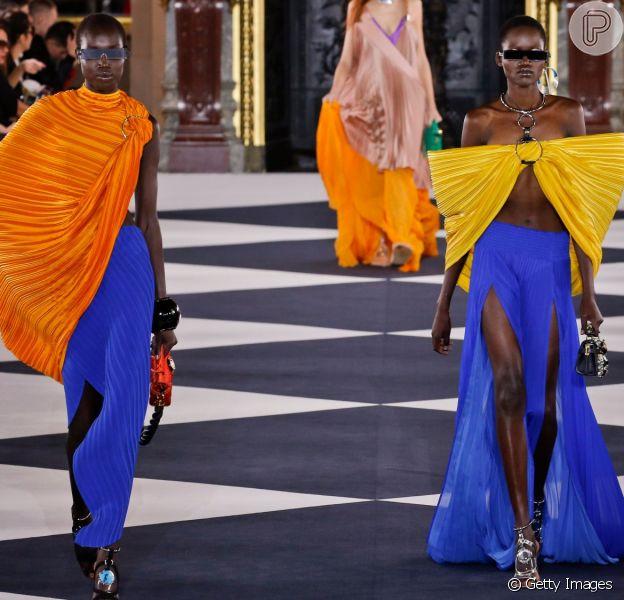Semana de Moda de Paris: 5 destaques que prometem ser tendência na primavera/verão 2020