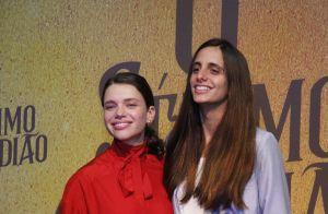 Bruna Linzmeyer e Priscila Fiszman se separam após três anos: 'Namoro acabou!'
