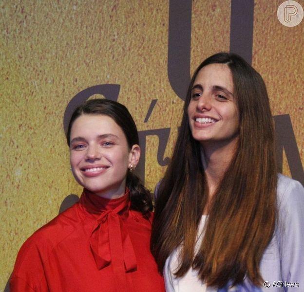 Bruna Linzmeyer e Priscila Fiszman anunciaram fim do namoro após três anos de relacionamento, neste sábado, 5 de outubro de 2019