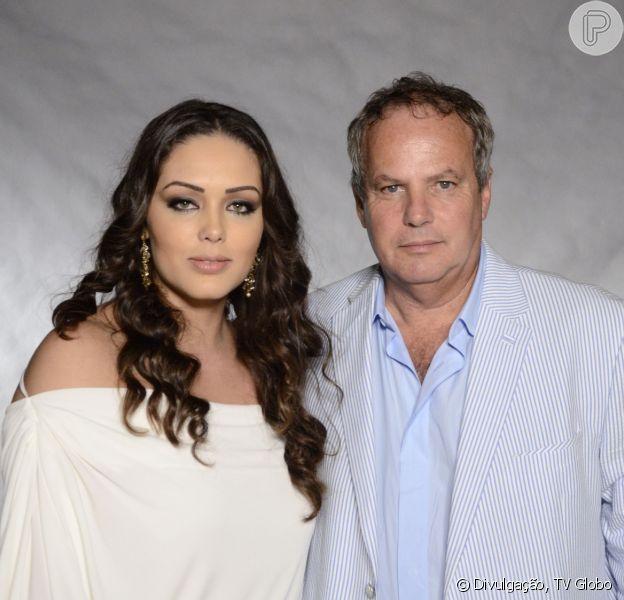 Casamento de Tânia Mara e Jayme Monjardim acabou após menos de um ano. Cantora e diretor de novelas estavam juntos há 12 anos