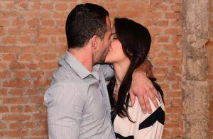 Malvino Salvador e Kyra Gracie se casam em Noronha. Veja o vestido da noiva!