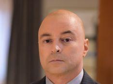 Emilio Orciollo Netto fica careca para retorno de Taylor na novela 'Topíssima'