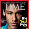 Neymar é capa da revista 'Time' e é chamado de 'O próximo Pelé'