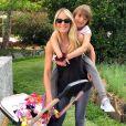 Ticiane Pinheiro sempre compartilha momento com as filhas na rede social