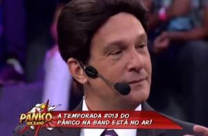 'Pânico na Band' perde processo contra Silvio Santos; ainda cabe recurso
