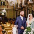 Casamento de Zé Neto e Natália Toscano aconteceu no interior de São Paulo nesta terça-feira, dia 05 de novembro de 2019