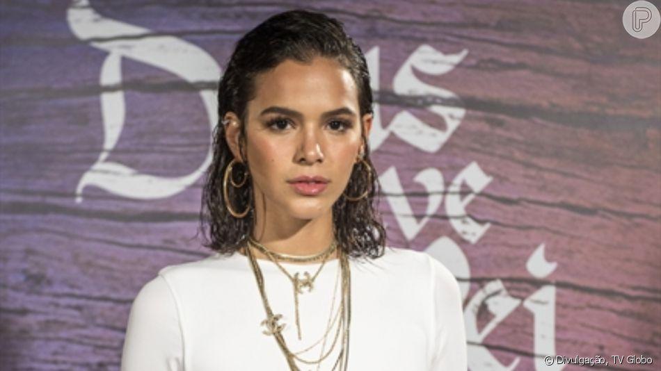 Bruna Marquezine rompe contrato com a Mattoni Comunicação