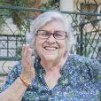 Mãe de Jorge Fernando, dona Hilda Rebello estreou como atriz aos 64 anos pelas mãos do filho na novela 'Que Rei Sou Eu?' (1989)