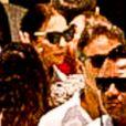 Ivete Sangalo ganha beijo de parentes em cerimônia de cremação do irmão, Jesus Sangalo, após morte nesta sexta-feira, dia 08 de novembro de 2019