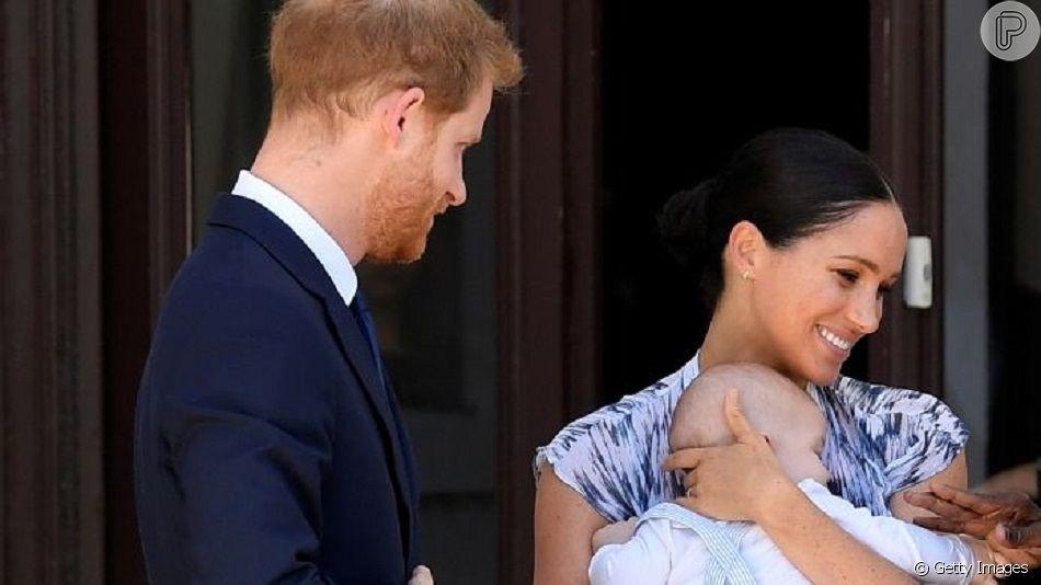 Longe da realeza: Meghan e Harry irão viajar em 1º Natal com filho. Saiba mais em matéria nesta terça-feira, dia 12 de novembro de 2019