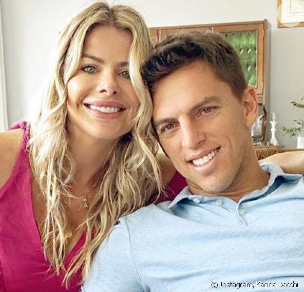 Karina Bacchi recorre a 4ª fertilização para engravidar