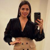 Thais Fersoza capricha em look e fã elogia visual da atriz: 'Amo as suas roupas'