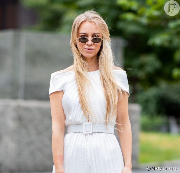 Moda para o Ano Novo: 9 opções de looks com calça, macacão e short branco para quem não quer usar vestido na virada. Confira!