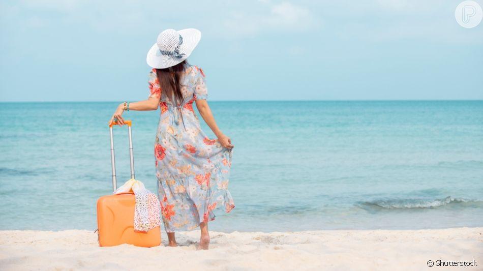 Vai viajar no verão? Confira os produtos de beleza que não podem faltar na sua mala!