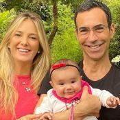 Filha de Tralli e Tici Pinheiro, Manu tem crescimento elogiado em foto: 'Enorme'