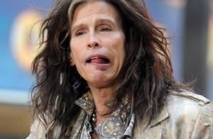 Steven Tyler revela que gastou fortuna de US$ 5 milhões em cocaína na juventude