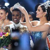 Modelo da África ganha Miss Universo e discursa contra racismo: 'Somos bonitas'