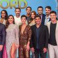 Rodrigo Faro lamentou a ausência de Gugu Liberato na gravação do especial 'Família Record': 'Era uma presença marcante'