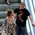 Carolina Dieckmann é mãe de Davi, de 20 anos: o rapaz é fruto de seu antigo casamento com Marcos Frota