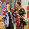 Camila Pitanga quer discrição em namoro com Beatriz Coelho: 'Minha vida pessoal é privada'