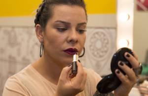 Fernanda Souza dá dicas para arrasar no batom: 'Cuidado para não exagerar'