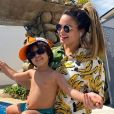 Suzanna Freitas está em Portugal acompanhada dos pais e irmãos