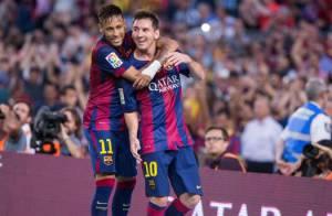 Neymar segue em boa fase nos campos! Jogador marca 1 gol em vitória do Barcelona