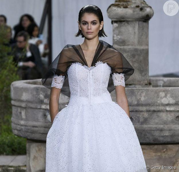 Desfile Chanel de alta-costura: trends da moda primavera/verão 2020 da grife