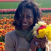 Gloria Maria exibe foto de biquíni e celebra sucesso de tratamento: 'Saudade'