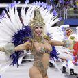 Campeã no Carnaval de São Paulo 2020, Águia de Ouro traz Tati Minerato como musa