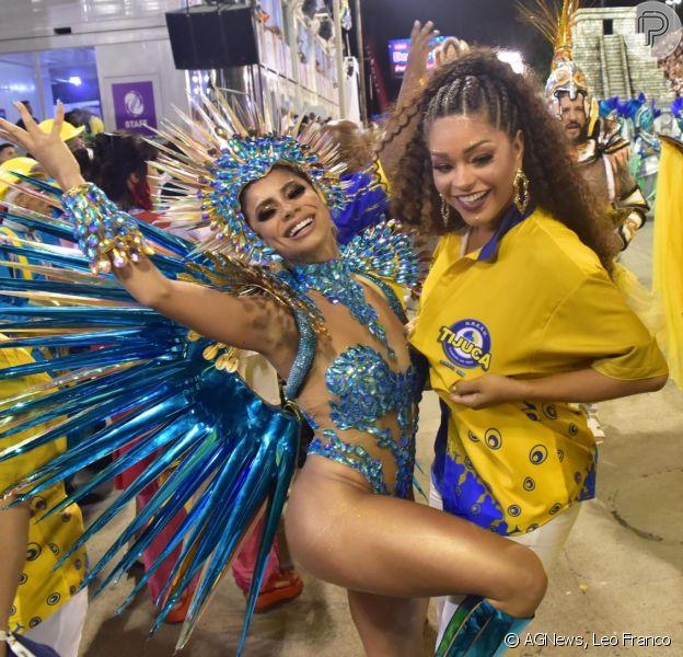 Carnaval e união feminina: 8 provas que a rivalidade está fora de moda na folia. Veja galeria nesta sexta-feira, dia 28 de fevereiro de 2020