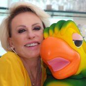 Ana Maria Braga volta à TV e revela sobre câncer: 'Tive redução de 50% do tumor'