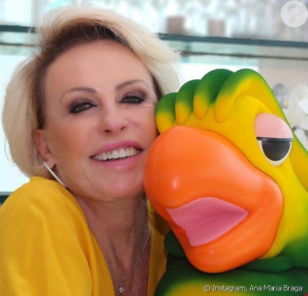 Ana Maria Braga volta ao 'Mais Você' após férias antecipadas para tratamento de novo câncer no pulmão