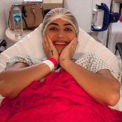Jéssica Costa troca válvula pulmonar após 3ª cirurgia cardíaca: 'Vida nova'
